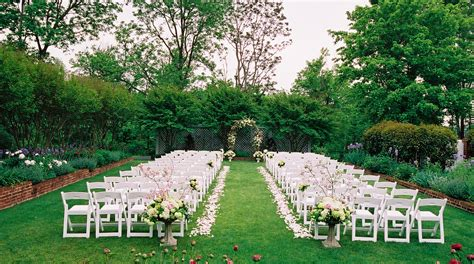 inspiration for outdoor weddings in charlottesville