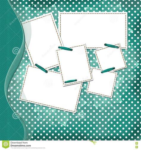 congratulation green card  border  design stock