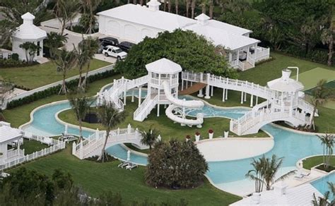 The Most Famous Celebrity Homes Of All Time  Los Angeles