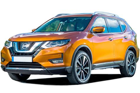 nissan  trail suv  review carbuyer