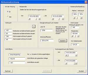 Wer Erstellt Nebenkostenabrechnung : shareware4u helmut mittelbach ~ Michelbontemps.com Haus und Dekorationen