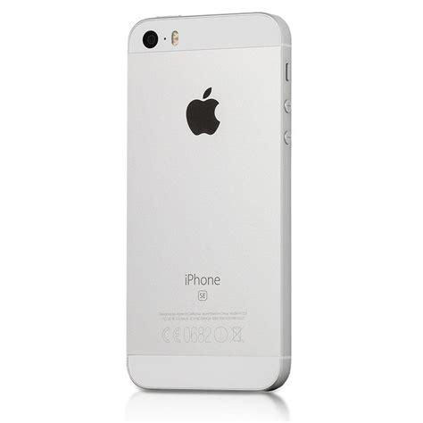 iphone se gebraucht apple iphone se gebraucht tsa3 smartphone 64 gb silber ios