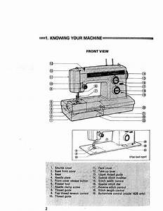 Page 3 Of Kenmore Sewing Machine 1941 User Guide