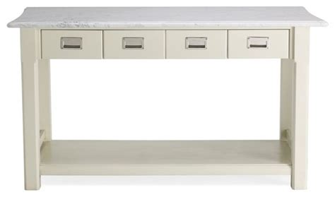 marble topped kitchen island newland kitchen island white marble top traditional