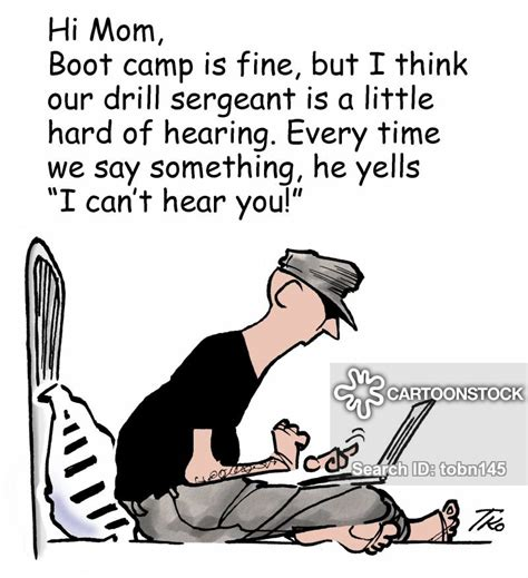 Drill Sergeants Cartoons and Comics - funny pictures from ...
