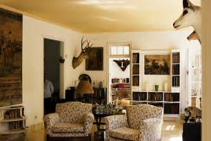 safari themed interior cuba hemingway living room decoist