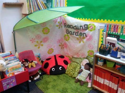 book corner idea reading garden classroom preschool 180 | 65f19ae2dd2f305153ce0a42e79ec3b9