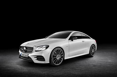 2018 Mercedes-benz E400 Coupe First Look