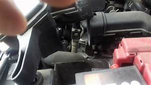 Nissan Note Automatic Transmission Fluid Checking