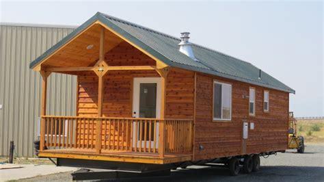 Tamarack ? Park Model ? Rich's Portable Cabins & Tiny Homes