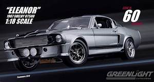 Ford Mustang Shelby Gt500 Eleanor 1967 : news 1967 ford mustang shelby gt500 eleanor car go in 60 ~ Mglfilm.com Idées de Décoration