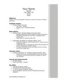 college scholarship resume objective exles scholarship resume template