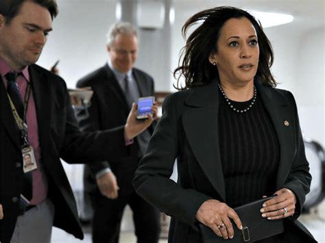 Sen. Kamala Harris Turns Kavanaugh Allegations into