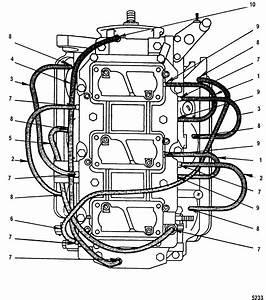 Bleed System For Mariner    Mercury 135  140  150  200  Xr6