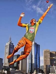 Bodypainter Sydney  Sports Body Painting