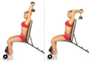 Proper Form Bench Press by 10 Of The Most Effective Tricep And Bicep Workouts With