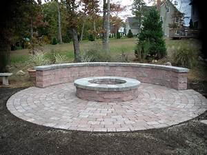 Backyard, Fire, Pit, Ideas, Landscaping