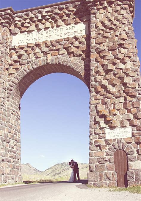yellowstone national park elopement fran ze photography