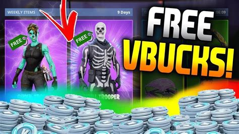 fortnite vbucks generator  working    scam