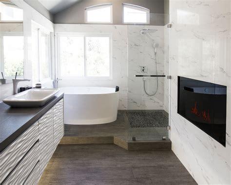 Yorba Linda Residence   Contemporary   Bathroom   los