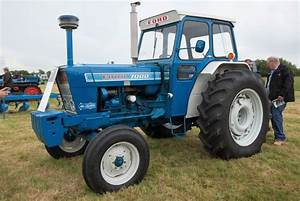 How Much Did This Ford 7000 - In Fine Fettle
