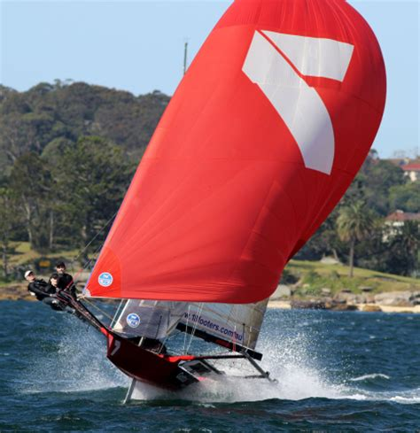 Skiff Weather by 18ft Skiffs Xs Sailing