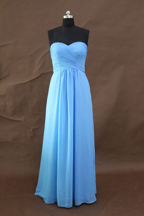 buy strapless coral bridesmaids dresses