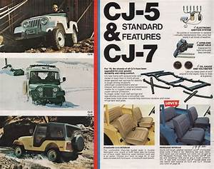 Amc 1976 Jeep Sales Brochure