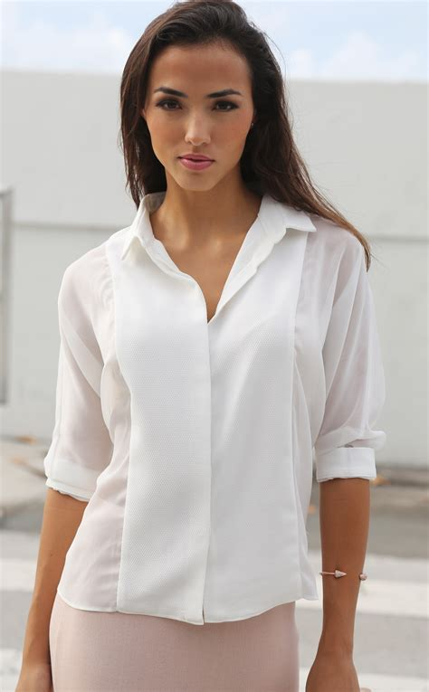 sheer white blouse white sheer blouses oasis fashion