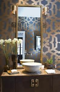 wallpaper ideas for small bathroom best 25 gold powder ideas on feminine bathroom black bathroom mirrors and bath powder