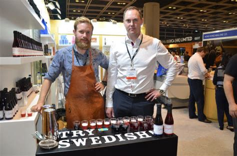 'try Swedish' Exhibition On Hong Kong Trade Show  Scandasia