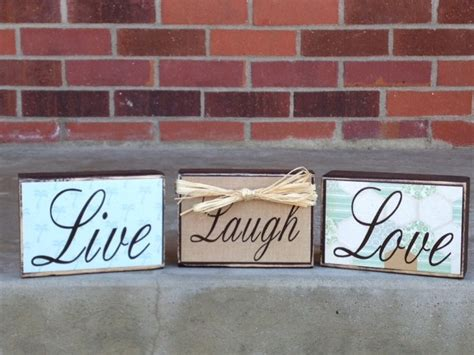 live laugh home decor 17 best images about live laugh on wood