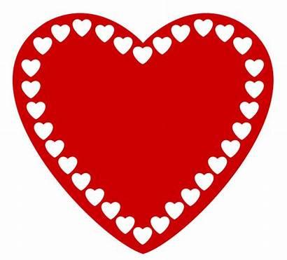 Heart Clipart Clip Designs Cliparts Hearts Printable