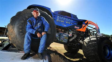 bigfoot monster truck driver world chion monster truck driver rick long to bring