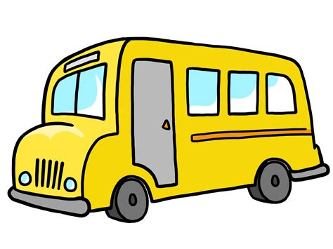 school bus clip art clipartingcom