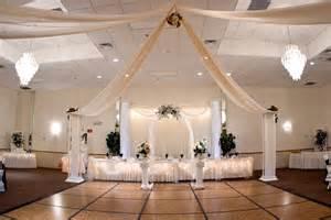 wedding backdrop romantic decoration