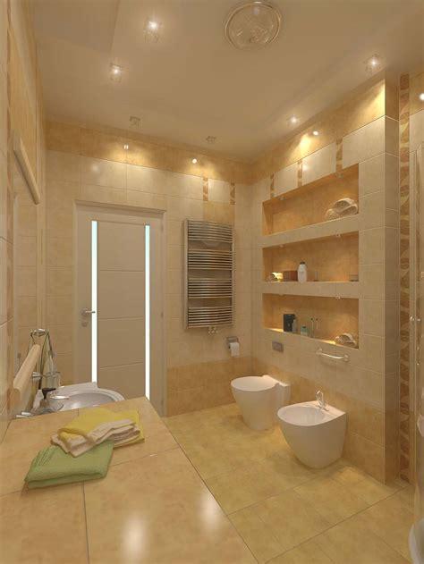 80 Modern & Beautiful Bathroom Design Ideas 2016