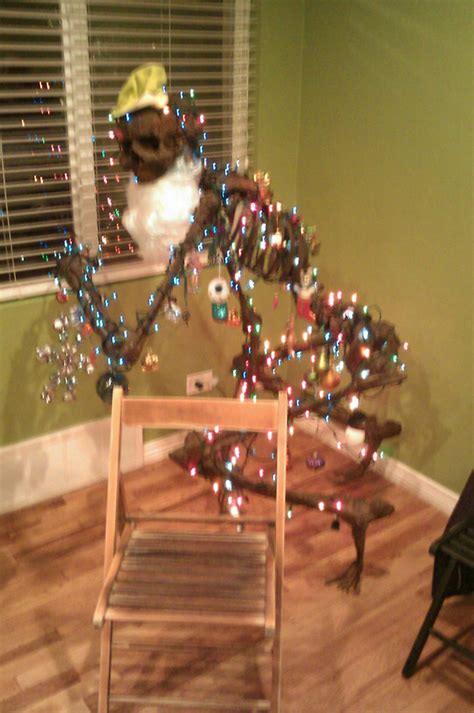 christmas decorations  totally wrong