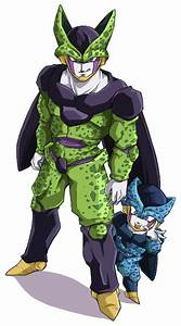 Cell Dbz Quotes... Dragon Ball Cell Quotes
