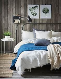 Couette D Été Ikea : quelle housse de couette en lin finira chez vous elle d coration ~ Melissatoandfro.com Idées de Décoration