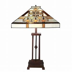 Lampe Art Deco : lampe tiffany boston lampe art d co luminaire tiffany ~ Teatrodelosmanantiales.com Idées de Décoration