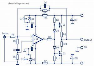 12w Audio Amplifier Based Mosfet 2sk135    2sj50