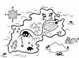 Pirate Map Coloring Printable Treasure Drawing Maps Colouring Warcraft Getdrawings Trade Getcolorings Fascinating Usa Blank Pirates Colorings sketch template
