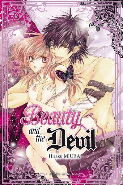 anime genre romance demon vol 1 beauty and the devil manga manga news