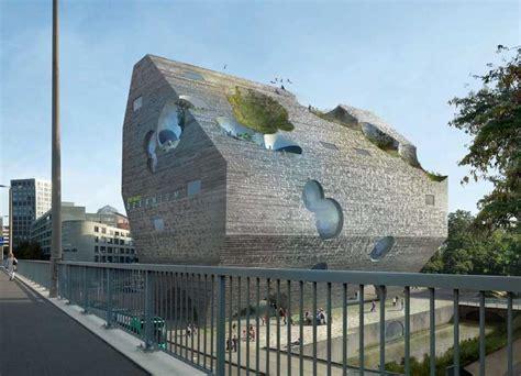 Ozeanium  Zoo Basel Aquarium, Switzerland Earchitect