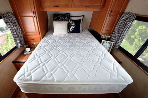 night therapy  pillow top spring rv mattress