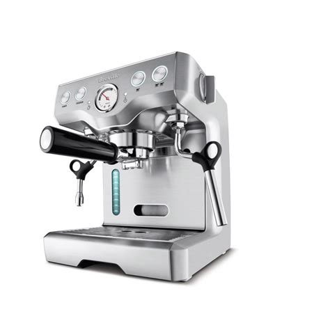 Die Cast Programmable Espresso Machine   Breville