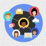 Learning Collaborative Clipart Collaboration Deeper Students Icons