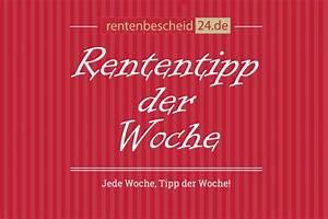 Mütterrente Berechnen : gut beraten rund um die rente ihre rentenberater ~ Themetempest.com Abrechnung