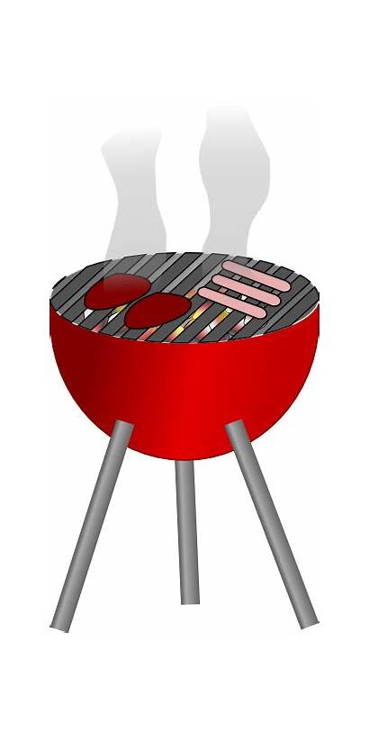 Barbecue Animated Clipart Grill Clip Vector Transparent
